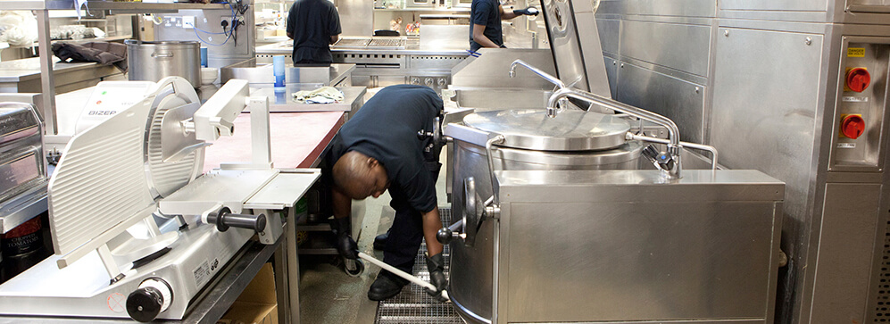 restaurant cleaning service cost