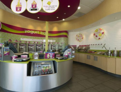 sweetFrog Franchise Cost