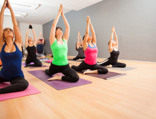 Cost to Open a Yoga Studio