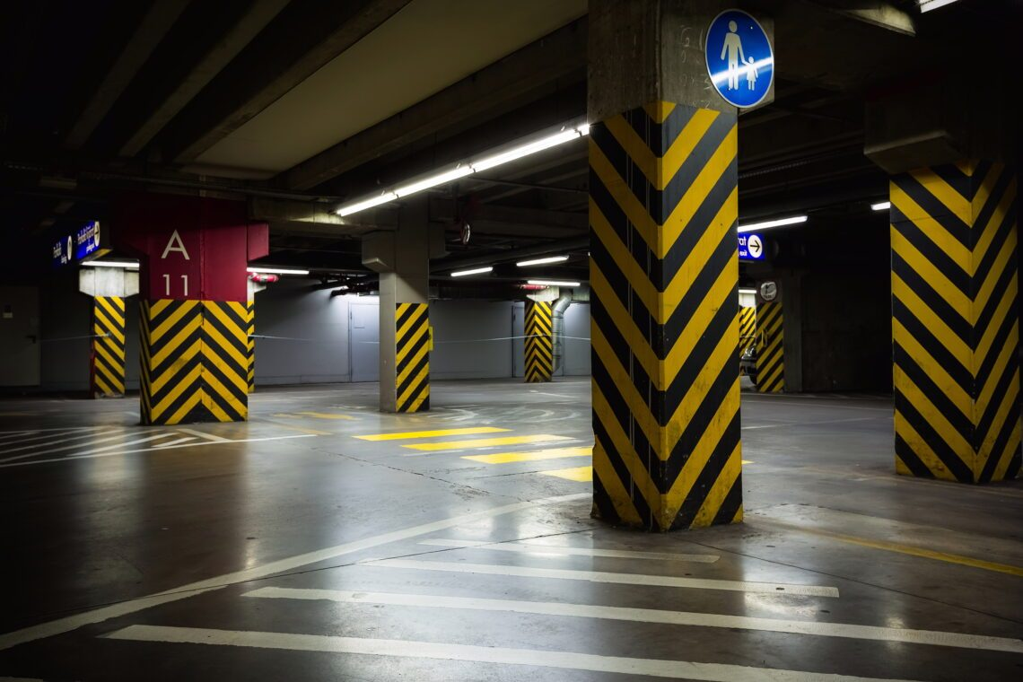Building a Parking Garage Cost