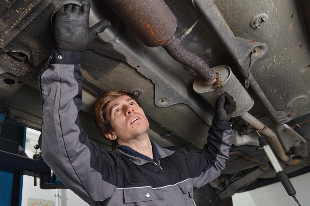 Cost to Install an Exhaust System