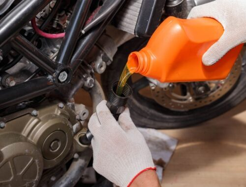 Motorcycle Oil Change Cost