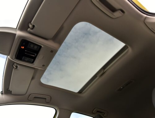 Sunroof Motor Replacement Cost